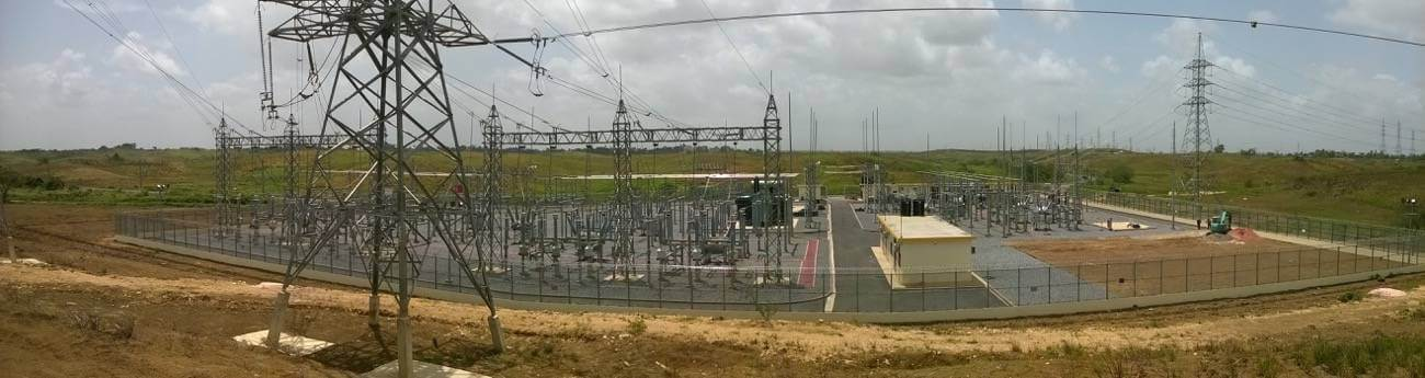 Trinidad substation project