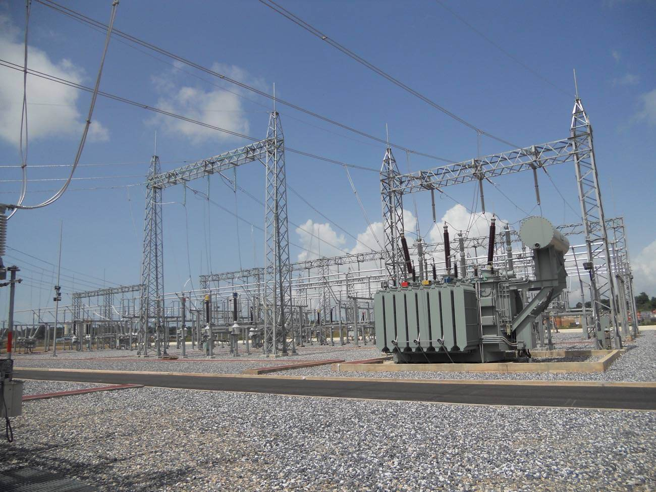 International substation project