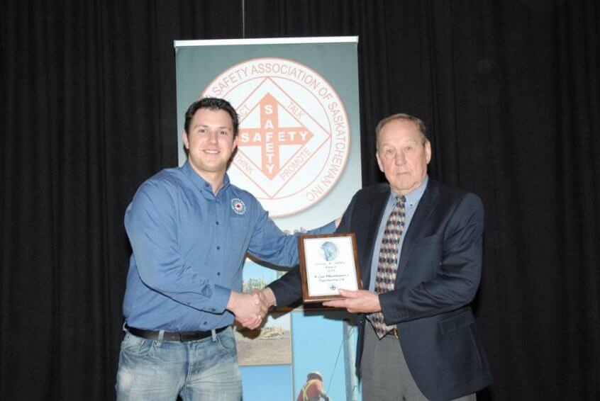 K-Line receives award