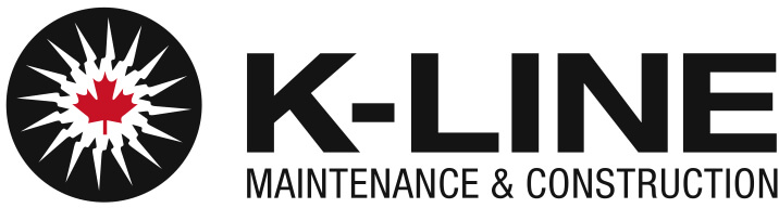 K-Line Maintenance and Construction Logo